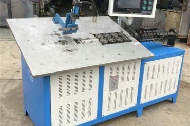 Bán nóng máy 3d dây thép tự động cnc, máy uốn dây 2d giá