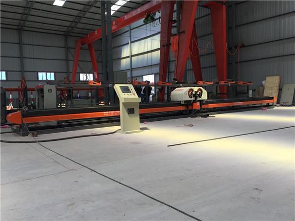Máy uốn cốt thép tự động cnc dọc 10-32mm