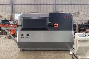 Trung Quốc sản xuất dây thép tự động điều khiển cnc 4-12mm, máy uốn cốt thép