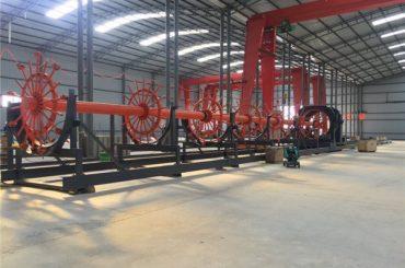 Xây dựng thợ hàn lồng hàn máy hàn đường may với ISO