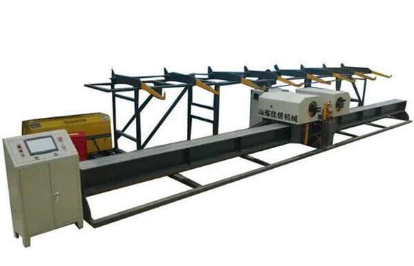 Máy uốn thép thanh CNC