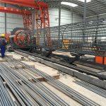 Sản xuất tại Trung Quốc hoạt động đơn giản bền và chắc chắn chất lượng mạnh mẽ thép hàn thép lồng lồng và gia cố lồng