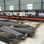 Nhà máy sản xuất máy uốn cnc hai đầu với giá rẻ nhất
